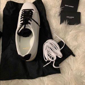 Saint Laurent Glitters Sneakers